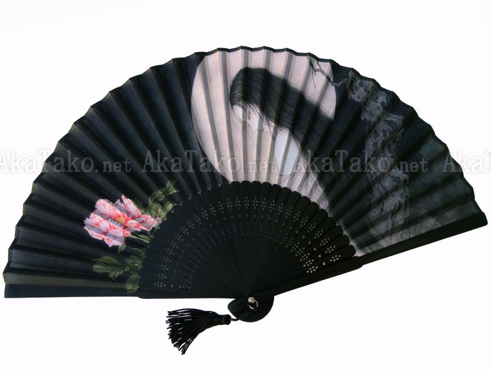 Takato Yamamoto Folding Fan Japonesthetique