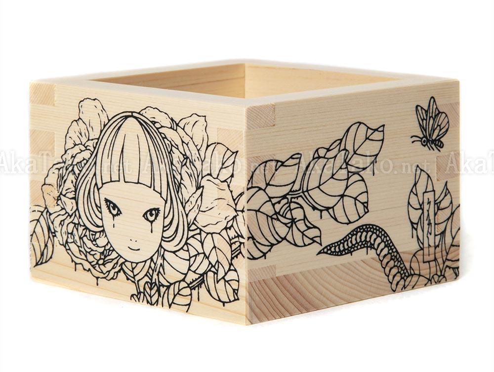 Takato Yamamoto Hinoki Masu Box