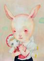 Hikari Shimoda - The Rabbit Girl
